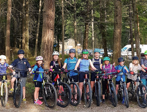 Youth Ride Report